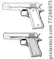 槍 火器 槍支 77266975