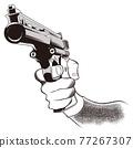 槍 火器 槍支 77267307