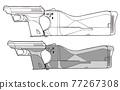 槍 火器 槍支 77267308