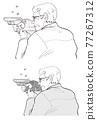 槍 火器 槍支 77267312