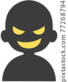 罪犯 犯罪 人 77268794