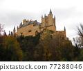 城堡 世界遺產 西班牙 77288046