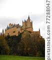 城堡 世界遺產 西班牙 77288047