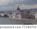 布達佩斯 街景 街道 77289742