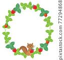 草莓框架 77294868