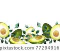 鱷梨 酪梨 水果 77294916