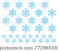 雪水晶圖標集 77296509