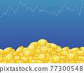 矢量 錢幣 硬幣 77300548