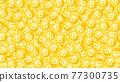 矢量 比特幣 錢幣 77300735