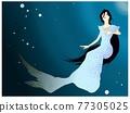 美人魚 人魚 女生 77305025