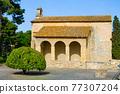 Shrine of Our Lady of Bera, in Roda de Bera, Spain 77307204