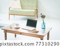 桌子 桌 個人電腦 77310290