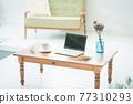 桌子 桌 個人電腦 77310293