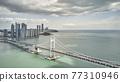 Gwangan Bridge, Marine City, Swimman, Haeundae-gu, Busan 77310946