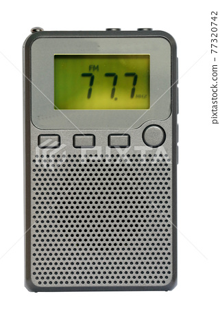 Pocket radio 77320742