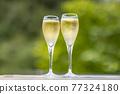香檳 香檳杯 含汽葡萄酒 77324180