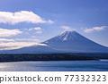 山梨縣 富士山 自然 77332323