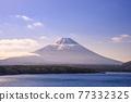 山梨縣 富士山 自然 77332325