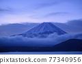 山梨縣 富士山 自然 77340956