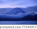 山梨縣 富士山 自然 77340957