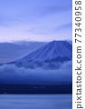 山梨縣 富士山 自然 77340958