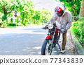 Senior rider's bike life 77343839