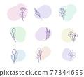 花朵 花 花卉 77344655