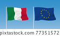italy, national flag, national flags 77351572