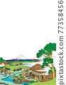 富士山 浮世繪 茶園 77358456