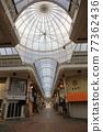 shopping strip, shopping arcade, arcade 77362436