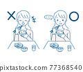 用餐 吃 飲食 77368540