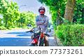 senior, bike, motorbikes 77373261