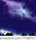 銀河 星星 星 77388757