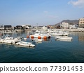fishing port, bay, harbor 77391453