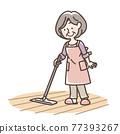 掃地 清理地面 乾淨 77393267