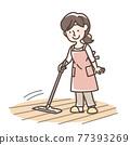 掃地 清理地面 乾淨 77393269