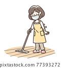 掃地 清理地面 乾淨 77393272