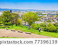 residential area, tokyo, tama city 77396139