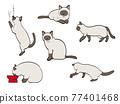 毛孩 貓 貓咪 77401468