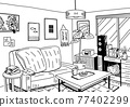 居家 房間 室內設計師 77402299