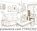 居家 房間 室內設計師 77402302