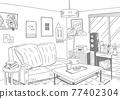 居家 房間 室內設計師 77402304