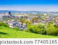 residential area, tokyo, tama city 77405165