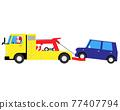 卡車 矢量 男人 77407794
