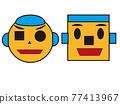 人臉 臉部 臉 77413967