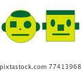 人臉 臉部 臉 77413968