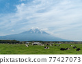 Fuji and ranch 77427073