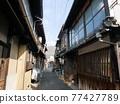 townscape, mihara, Hiroshima 77427789