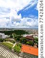 Scenery of Naha City, Okinawa Prefecture 77428264