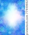 日式 日式圖案 梅花 77449602